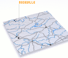 3d view of Roseville