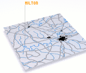 3d view of Milton