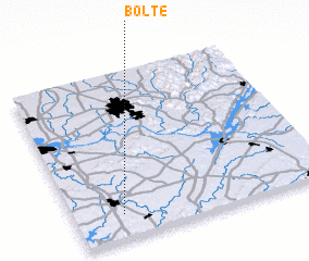 3d view of Bolte