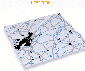 3d view of Keystone