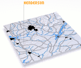 3d view of Henderson
