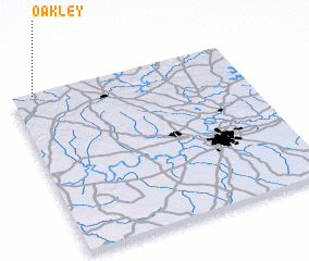 3d view of Oakley