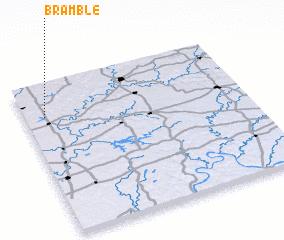 3d view of Bramble