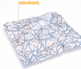 3d view of Guajiniquil