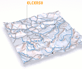 3d view of El Censo