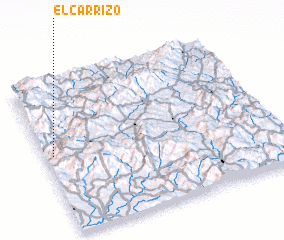3d view of El Carrizo