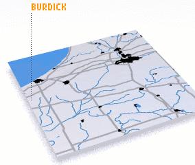 3d view of Burdick