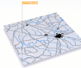 3d view of Dawsons