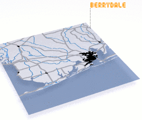3d view of Berrydale