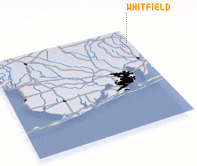 3d view of Whitfield