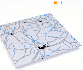 3d view of Hull