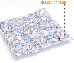 3d view of El Liquidámbar