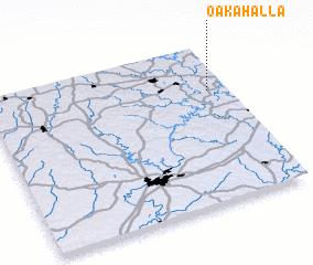 3d view of Oakahalla