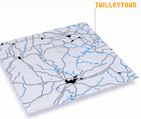 3d view of Twilley Town