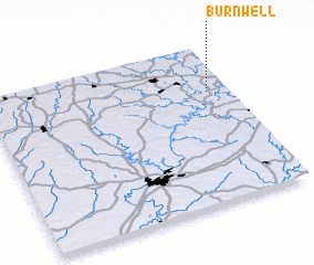 3d view of Burnwell