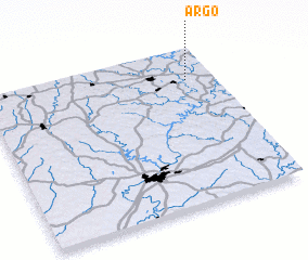 3d view of Argo