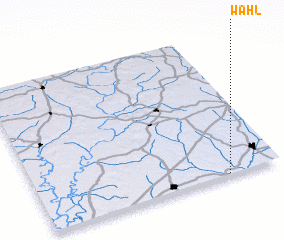 3d view of Wahl