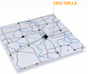 3d view of Seelyville