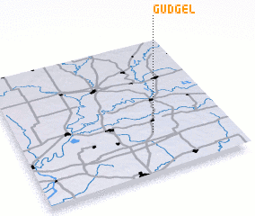 3d view of Gudgel