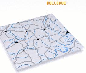 3d view of Bellevue