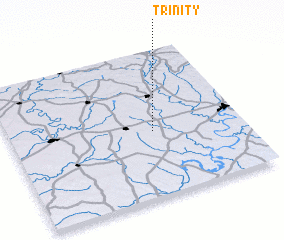 3d view of Trinity