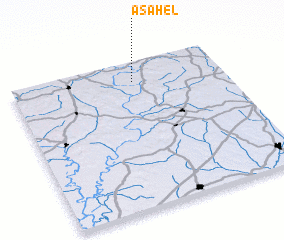 3d view of Asahel
