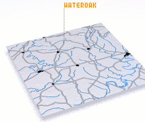 3d view of Wateroak