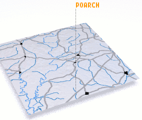 3d view of Poarch