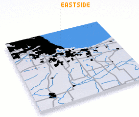 3d view of East Side