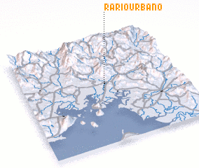3d view of Rario Urbano