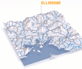 3d view of El Limonar