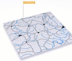 3d view of Havana
