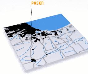 3d view of Posen