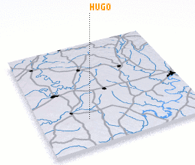 3d view of Hugo