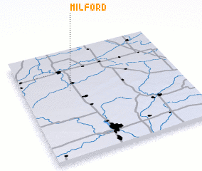 3d view of Milford