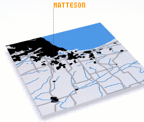 3d view of Matteson