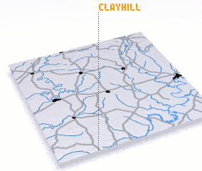 3d view of Clayhill