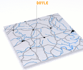 3d view of Doyle