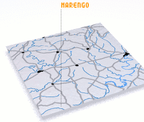 3d view of Marengo