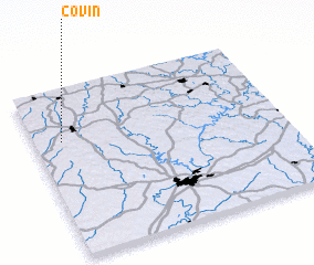 3d view of Covin