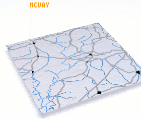 3d view of McVay