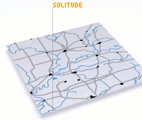 3d view of Solitude
