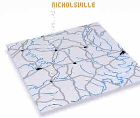 3d view of Nicholsville