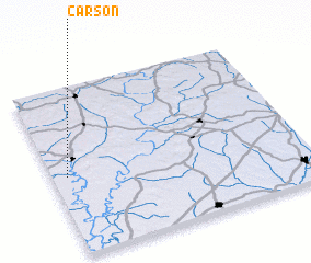 3d view of Carson