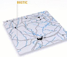 3d view of Bostic