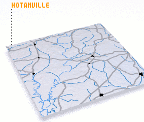 3d view of Hotamville