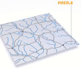 3d view of Pineola