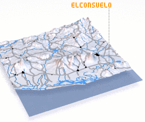 3d view of El Consuelo