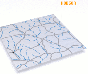 3d view of Hobson