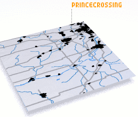 3d view of Prince Crossing